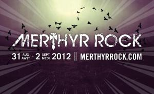 Merthyr Rock 2012 - South Wales Sounds